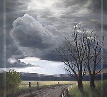 Art by Heidi Schwandt Garner. II  by Heidi Schwandt Garner