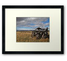 Old Buggy Framed Print