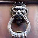 Door Knocker, Rome by Barbara Wyeth