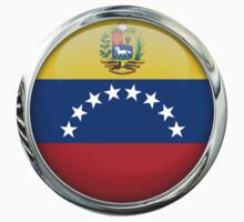 Venezuela Flag by 3Dflags