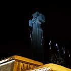 Cross in the Dark by tutulele
