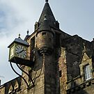 The Canongate Tolbooth, Edinburgh by Dawn (Paris) Gillies