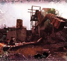 Industrial Decay by rossco