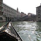 Venice Gondola Trip by Namdres