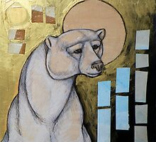 Animalia III: Polar Bear by Lynnette Shelley