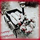 Happy Holidays by Sheryl Gerhard