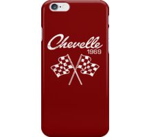 1969 Chevelle iPhone Case/Skin