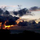 The Evening Ocean 5 by MsHannahRB