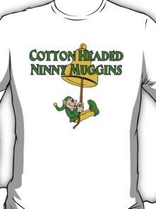 Cotton Headed Ninny Muggins Elf Bell T-Shirt