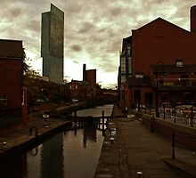 Citadel Castlefield. by Mbland