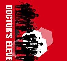 Doctor's Eleven by Steven Thibaudeau