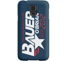 Vote Jack Bauer in 2012 Samsung Galaxy Case/Skin
