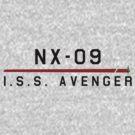 ST Registry Series - Mirror Avenger Large Logo by Christopher Bunye