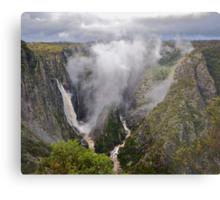Wollomombi Falls. Metal Print