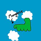 Mongoose in the Sky by AwesomeCakes