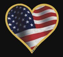 USA by artJones