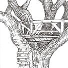 Tree House  by Sally O'Dell