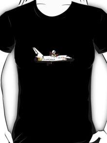 Go, Going, Gone! Space Shuttle! T-Shirt