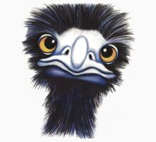 Eddie the Emu by Margaret Sanderson