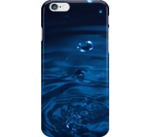 Splash iPhone cover iPhone Case/Skin