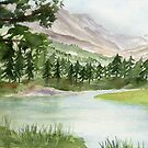 My Eden - Evolution Valley, High Sierra by Diane Hall