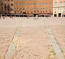 Siena by Ian Middleton