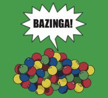 BAZINGA! by sophiedoodle