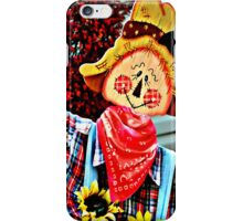 Scarecrow Collaboration iPhone Case iPhone Case/Skin