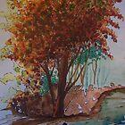 Autumn  by Debbie  Adams