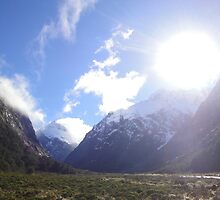 Milford Sound - Glacier Valley by mollymop3