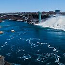 Niagara River by Robin Webster