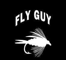 FLY GUY - IPHONE CASE by Marcia Rubin
