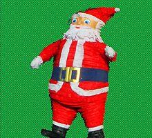 Santa's on the iPhone by DAdeSimone
