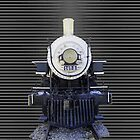 Steam Locomotive iPhone by DAdeSimone