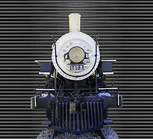 Steam Locomotive iPhone by DAdeSimone