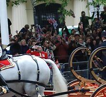 Carriage for the Queen by justbmac