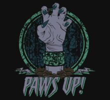 Paws Up! by BraveAnderson