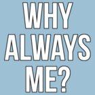 Mario Balotelli - Why Always Me Manchester City by DLIllustration