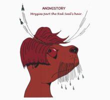 Animistory 1 by Andrew Woods