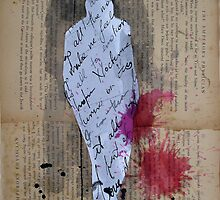 the poet by Loui  Jover
