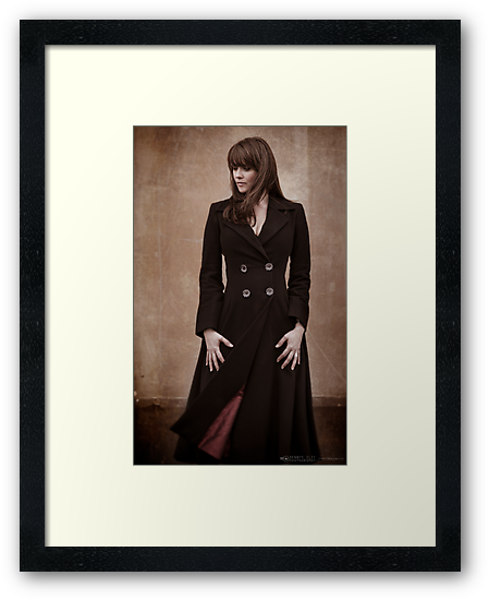 Amanda Tapping - Actors Studio Limited Edition Series Print [A10] by Filmart