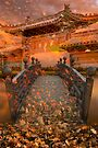 Shengzu Bridge by Delfino