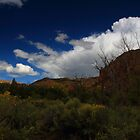 Ghost Ranch by DHParsons