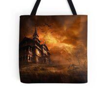 Forbidden mansion Tote Bag