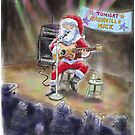 "Santas ""Day Job"" Christmas Card! by weirdpuckett"