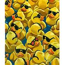 Rose Colored Glasses - iphone case funny yellow by LindaAppleArt