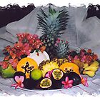tropical fruit by STHogan