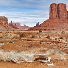 Monument Valley IV by HDTaylor