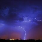 Monsoon Lightning 2011 I by HDTaylor