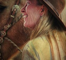 Wildwest Cowgirl by Barbara Manis